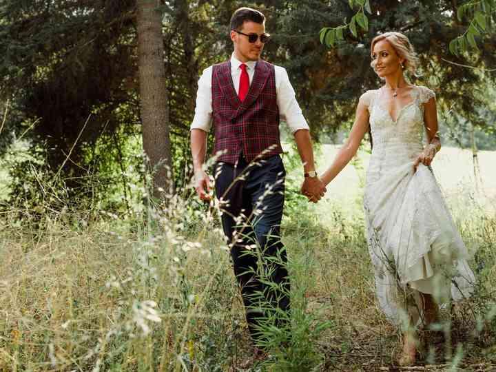O casamento de Claudia e Ricardo