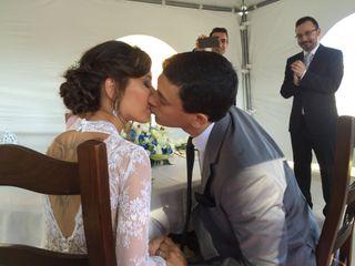 O casamento de Raquel e Robson 1