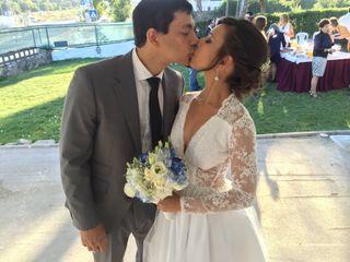 O casamento de Raquel e Robson