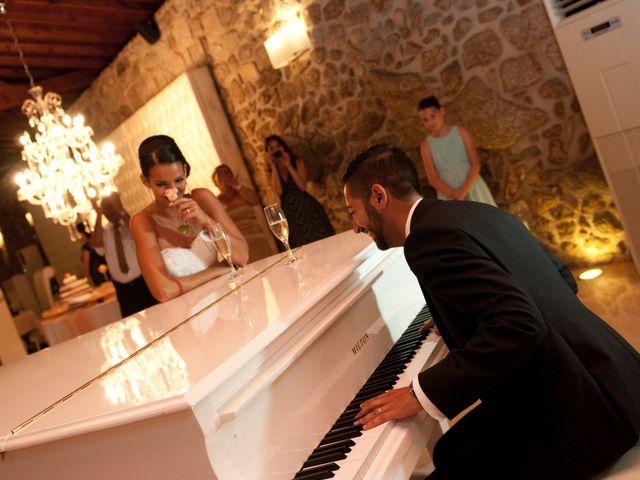 O casamento de Natalia e Cihan
