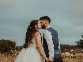 O casamento de Joana e Marcelo