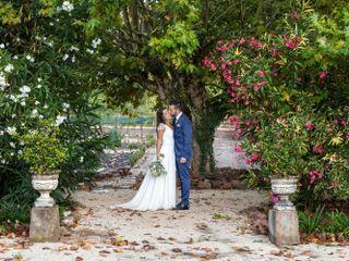 O casamento de Madalena e Filipe