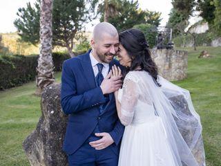 O casamento de Marisa e Filipe