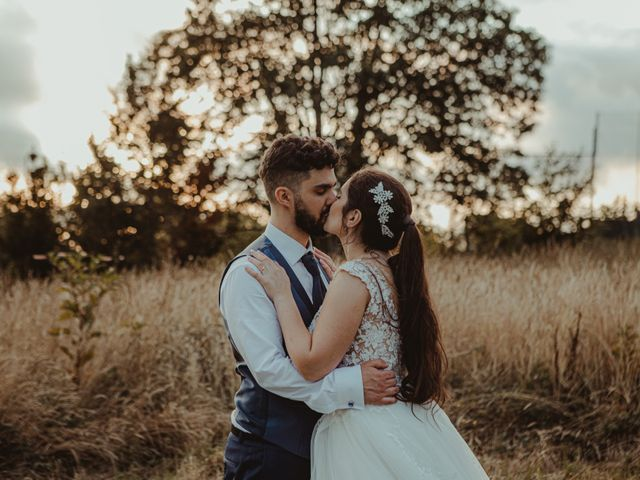 O casamento de Marcelo e Joana em Grijó, Vila Nova de Gaia 107