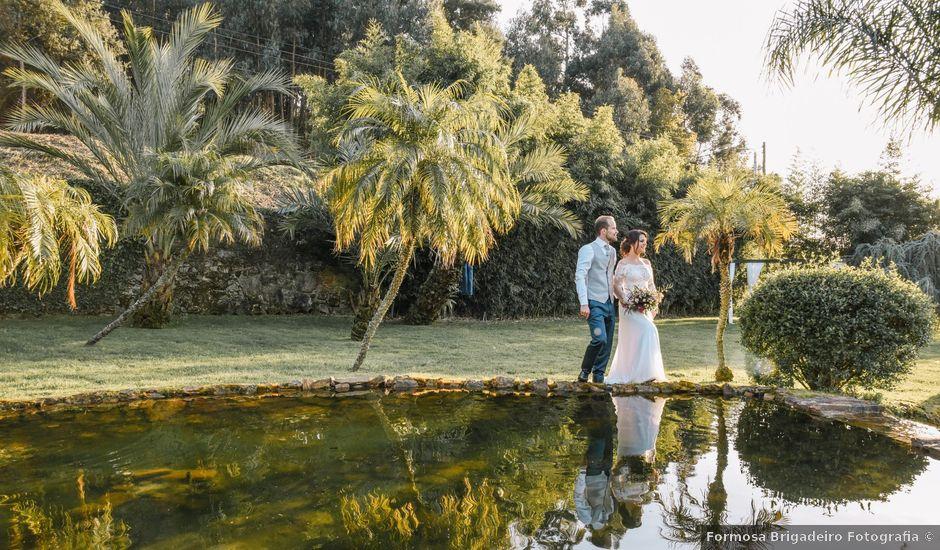 O casamento de João e Raquel em Santo Tirso, Santo Tirso