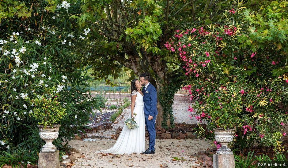 O casamento de Filipe e Madalena em Sobral de Monte Agraço, Sobral de Monte Agraço