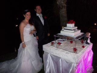 O casamento de Alexandra e Sérgio