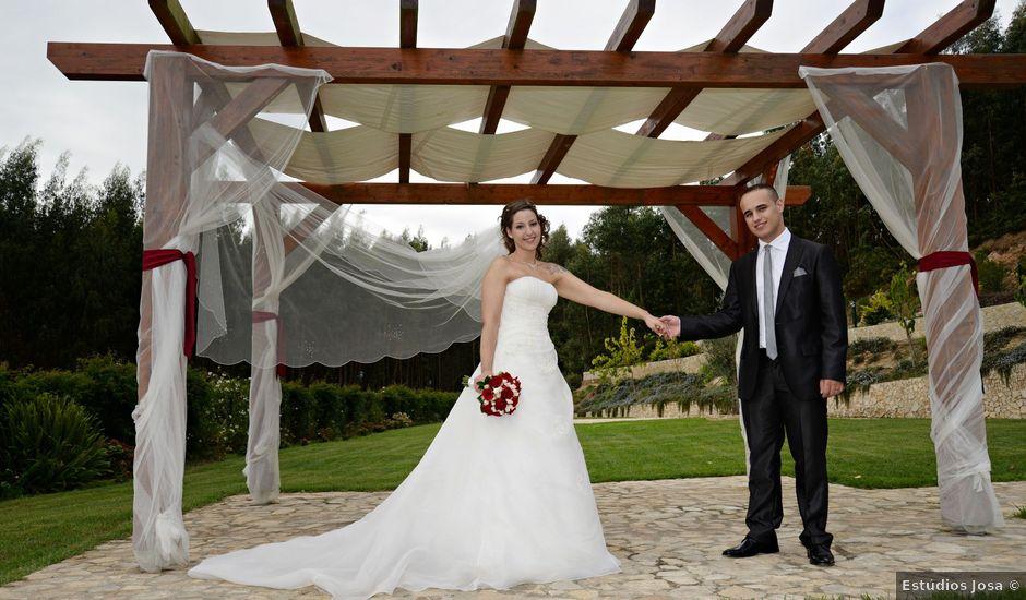 O casamento de Fábio e Sara em Mafra, Mafra