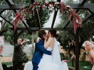 O casamento de Ágata e Pedro