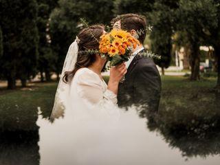 O casamento de Sophia e Tiago