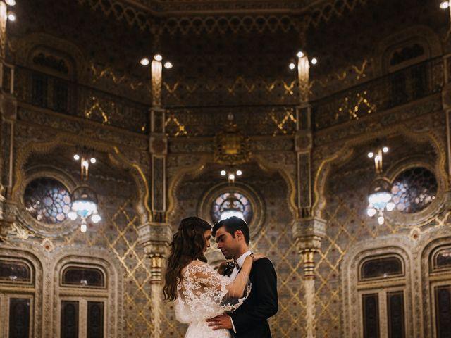 O casamento de Catarina e João