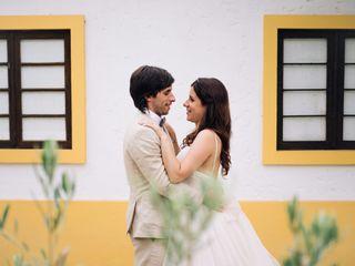 O casamento de Patricia e Vitor