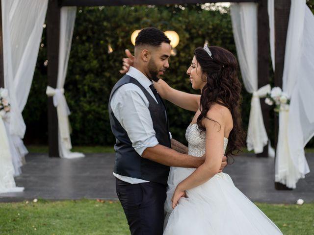 O casamento de Daniela e Nelson
