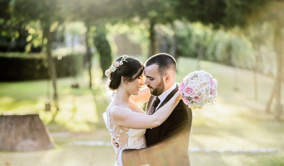 O casamento de Diogo e Noelia em Amares, Amares