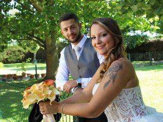 O casamento de Iris e Andre