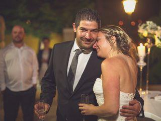 O casamento de Alexandra e Artur