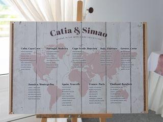O casamento de Cátia e Simão 2