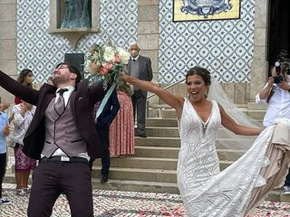 O casamento de Ana     e Vítor
