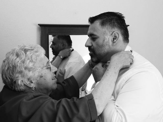 O casamento de Filipe e Sara em Torres Novas, Torres Novas 4