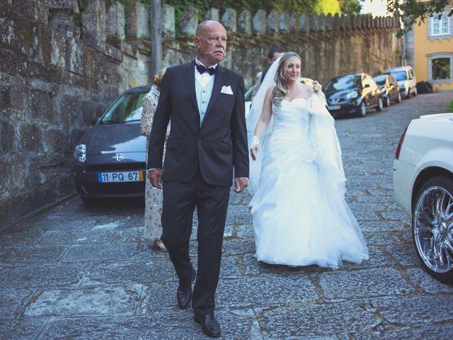 O casamento de Artur e Alexandra em Guimarães, Guimarães 7