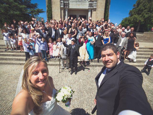O casamento de Artur e Alexandra em Guimarães, Guimarães 1