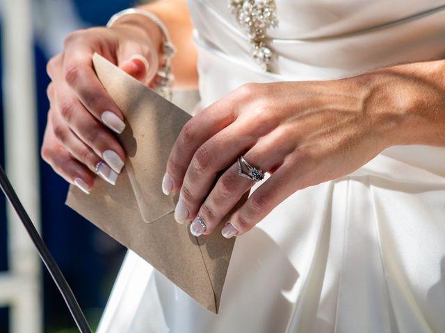 O casamento de Simão e Cátia em Fernão Ferro, Seixal 10