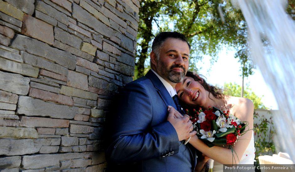 O casamento de Filipe e Sara em Torres Novas, Torres Novas