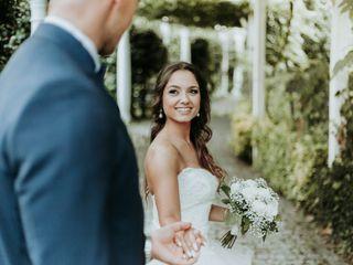 O casamento de Ângela e Sandro