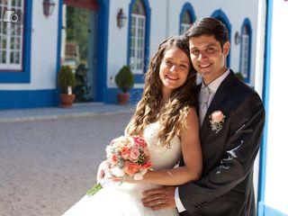 O casamento de Ana e Rui 1