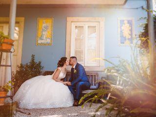 O casamento de Vera e Claudio