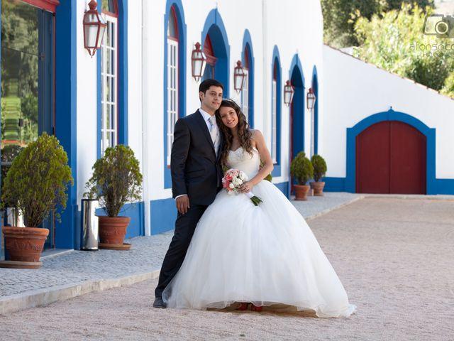 O casamento de Rui e Ana em Aldeia Galega da Merceana, Alenquer 3