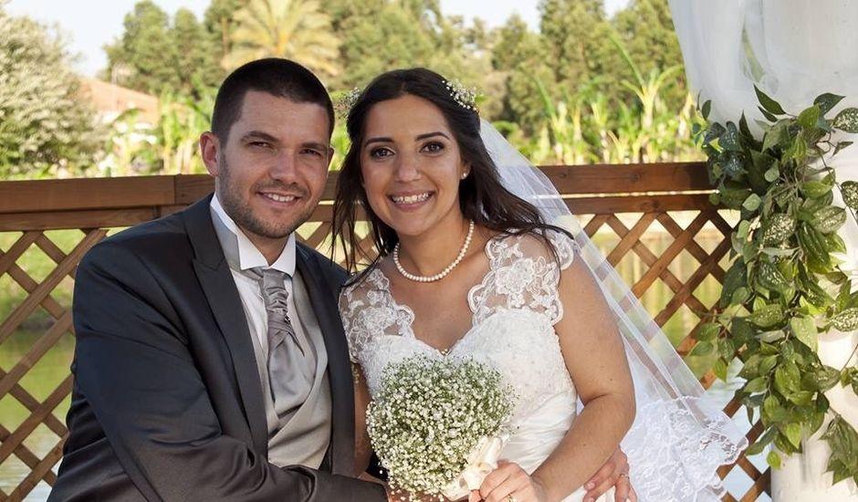O casamento de Samuel e Raquel em Setúbal, Setúbal (Concelho)