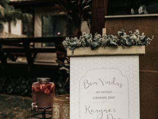 O casamento de Karyne e Dan 1