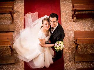 O casamento de Isabelle e Nuno