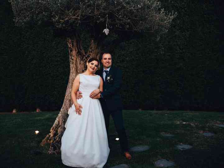 O casamento de Ricardo Peixinho e Lénia Matos
