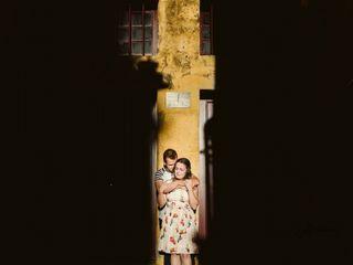 O casamento de Carina e Fábio 1