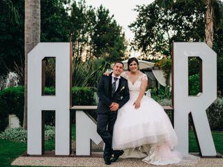 O casamento de Rita e Ivan