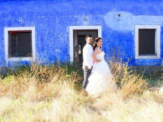 O casamento de Paula  e Márcio