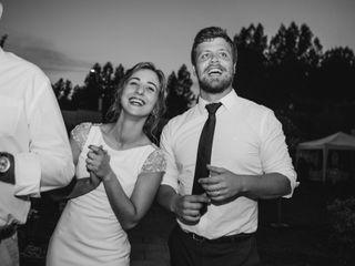 O casamento de Laura e Miguel