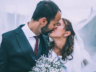O casamento de Inês e Marcos
