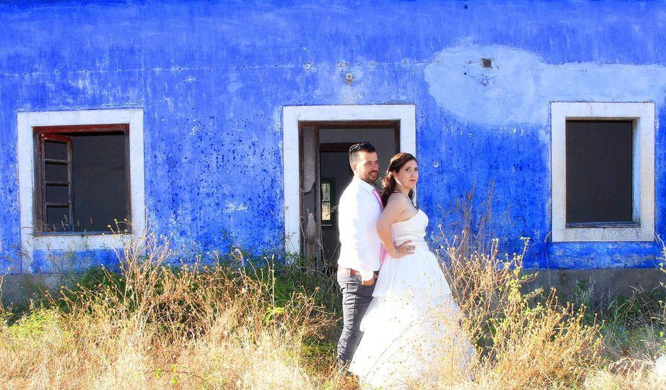 O casamento de Márcio  e Paula  em Marinha, Leiria (Concelho)