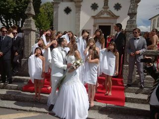 O casamento de Silvia e Filipe 2