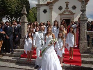 O casamento de Silvia e Filipe