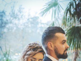 O casamento de Carla e André 1