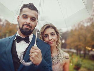 O casamento de Carla e André