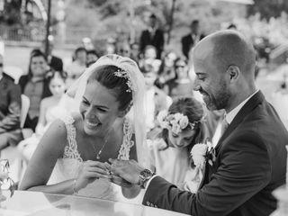 O casamento de Alexandra e Pedro