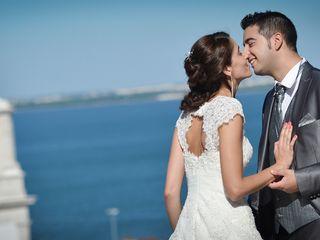 O casamento de Marta e Telmo 1