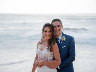 O casamento de Allan e Cathy
