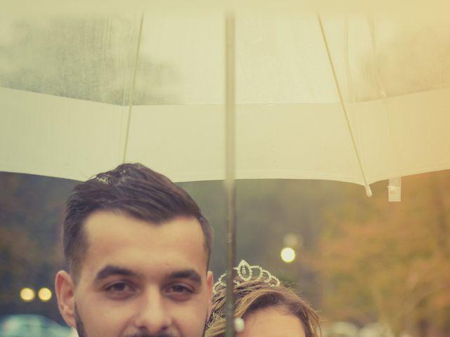 O casamento de André e Carla em Balazar, Póvoa de Varzim 4