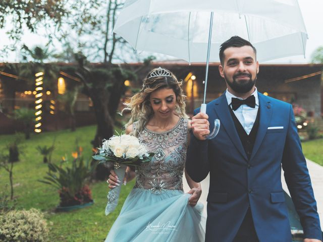 O casamento de André e Carla em Balazar, Póvoa de Varzim 5